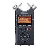 TASCAM DR-40 4 Track Portable Digital Recorder - Voice Recorders