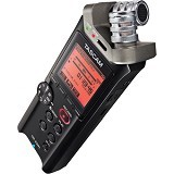 TASCAM Portable Handheld Recorder DR-22WL (Merchant) - Audio Recorder