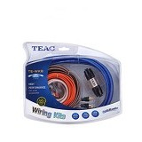 TEAC 8GA Wiring Kits [TE-WK8] - Cable / Connector Rca