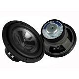 TEAC Subwoofer Mobil [TE-FW250] - Car Audio System