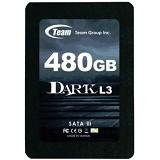 TEAM Dark L3 480GB SATA III [T253L3480GMC101] - Ssd Sata 2.5 Inch