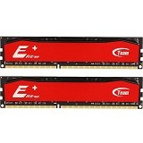 TEAM Elite+ Memory PC 2x4GB DDR4 PC4-19200 [TPRD48GM2400HC8DC01] - Memory Desktop Ddr4
