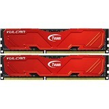 TEAM Vulcan Memory PC 2 x 4GB DDR3 PC-17000 [TLRED38G2133HC10QDC01] - Memory Desktop Ddr3