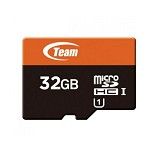 TEAM Micro SDHC UHS-1 32GB - Micro Secure Digital / Micro SD Card