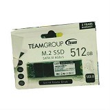 TEAM SSD M2 SATA 228.512GB [TM8PS4512GMC101] (Merchant)