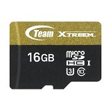 TEAM Xtreem Micro SDHC UHS-1 U3 16GB - Class 10 - Micro Secure Digital / Micro SD Card
