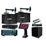 TECHNIC AUDIO Sound System Karaoke Paket 5 (Merchant) - Karaoke System