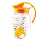 TECHNOPLAST Tempat Air Fruit Sensation Modern - Orange (Merchant) - Kendi / Pitcher / Jug