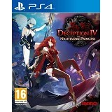 TECMO KOEI Deception IV The Nightmare Princess PlayStation 4 - CD / DVD Game Console