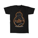 TEES.CO.ID Star Wars BB-8 Astro Droid Size L - Kaos Pria