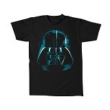 TEES.CO.ID Star Wars Darth Brush Art Size L - Kaos Pria