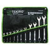 TEKIRO Kunci Ringpas Set 11 Pcs 8-24mm [TL541] - Kunci Ring