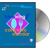 TEKOSYSTEM Bluewing CafeResto Standard [CR0001] (Merchant) - Software Accounting Licensing