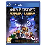 TELLATALE GAMES DVD PlayStation 4 Mine Craft Story Mode (Merchant) - CD / DVD Game Console