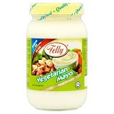 TELLY Vegetarian Mayo Salad Dressing 230ml (Merchant)