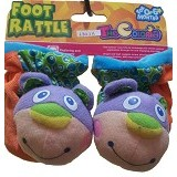 THE COLORIA Bear Foot Rattle - Sepatu Anak