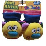 THE COLORIA Cat Foot Rattle - Sepatu Anak