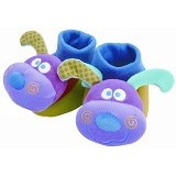 THE COLORIA Dog Foot Rattle - Sepatu Anak