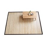 THE OLIVE HOUSE Bamboo Mat Queen