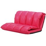 THE OLIVE HOUSE Helsinki Sofa Bed - Pink (Merchant) - Kursi Sofa