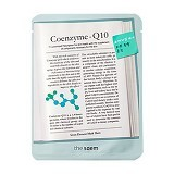 THE SAEM Coenzyme Q10 Mask Sheet [001-008] - Masker Wajah