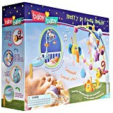 THE TOY SHOP Baby Baby Merry Go Round Mobile [MMO-0055] - Mainan Gantung / Stroller Toy