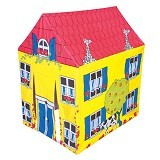 THE TOY SHOP Bestway Cottage Plahouse Red Roof [TEN-0010] - Tents, Tunnels and Playhuts