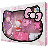 THE TOY SHOP Hello Kitty Doctor Play Set [BOT-0345] - Hospital Toys