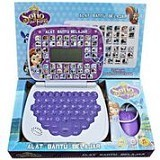 THE TOY SHOP Mini Laptop 4 Bahasa Sofia With Mouse [ELE-0157] - Electronic Learning