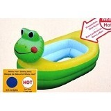 THE TOY SHOP Munchkin Frog Baby Tub [KID-0119] - Inflatable Bouncers