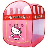 THE TOY SHOP Tenda Kotak Hello Kitty [TEN-0046] - Tents, Tunnels and Playhuts