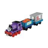 THOMAS & FRIENDS Take-n-Play Charlie and the Aquarium Cars [R9470] - Mainan Simulasi
