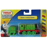 THOMAS & FRIENDS Fisher Price Collectible Railway Henry (Merchant) - Mainan Simulasi