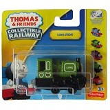 THOMAS & FRIENDS Fisher Price Collectible Railway Luke (Merchant) - Mainan Simulasi