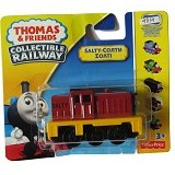 THOMAS & FRIENDS Fisher Price Collectible Railway Salty (Merchant) - Mainan Simulasi