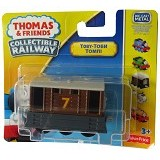 THOMAS & FRIENDS Fisher Price Collectible Railway Toby (Merchant) - Mainan Simulasi