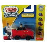 THOMAS & FRIENDS Fisher Price Collectible Railway Winston (Merchant) - Mainan Simulasi