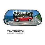 THUMP Car LED Monitor [TP-7022TV] (Merchant) - Audio Video Mobil