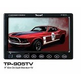 THUMP Car LED Monitor [TP-905TV] (Merchant) - Audio Video Mobil