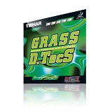 TIBHAR Grass D.Tecs 1.2mm - Black - Aksesoris Raket