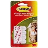 3M Command Poster Strips - Gantungan Serbaguna