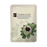 TIMELESS TRUTH Snow Lotus Lucency Bio Cellulose Mask - Masker Wajah