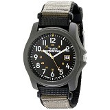 TIMEX Expedition Camper Classic Jam Tangan Pria [CSI-T42571] - Black (Merchant) - Jam Tangan Pria Fashion