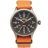 TIMEX Expedition Scout Jam Tangan Pria [CSI-TW4B046009J] - Orange (Merchant) - Jam Tangan Pria Fashion