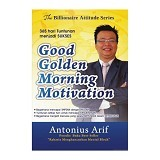 TITIK MEDIA Good Golden Morning Motivation - Craft and Hobby Book