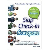 TITIK MEDIA Siap Check-In Foursquare - Craft and Hobby Book