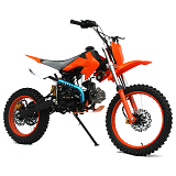 TKM Big Trail 110cc - Motor Sport