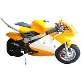 TKM Mini Moto GP - Kuning - Sepeda Anak