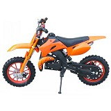 TKM Mini Trail 49cc - MT III - Orange - Motor Sport