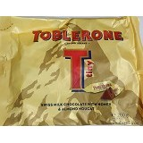 TOBLERONE Tiny Milk (Merchant) - Aneka Coklat